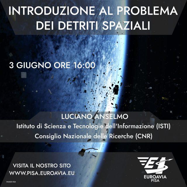 Introduzione al problema dei detriti spaziali